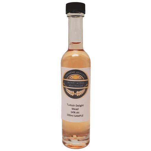 mead sample bottle