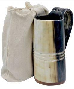 drinking horn mug 3