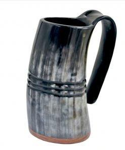 drinking horn tankard
