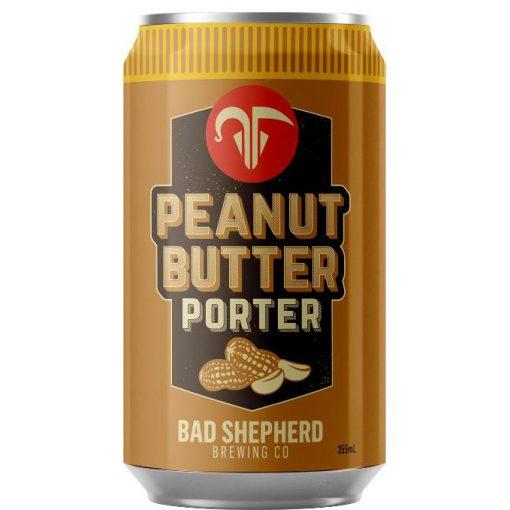 Bad Shepherd Brewing Co Peanut Butter Porter
