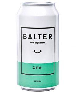 Balter Xpa beer
