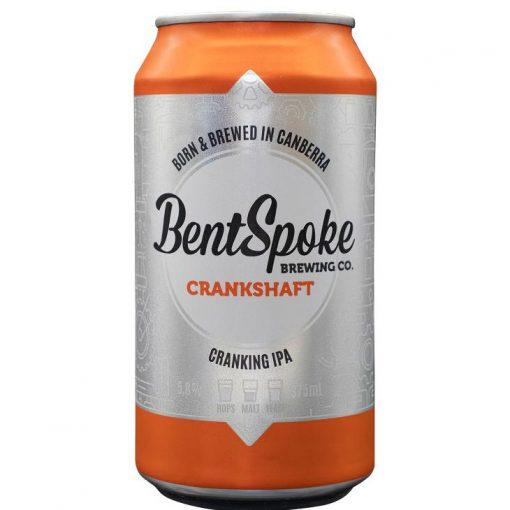 Bentspoke Crankshaft Beer