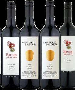 barons of the barossa shiraz